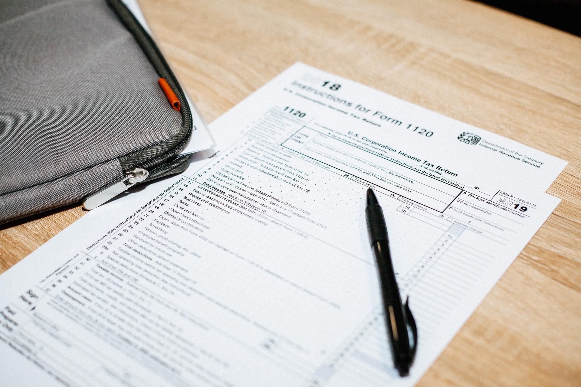 Vendors: Taxes