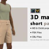 Male Short Pajamas