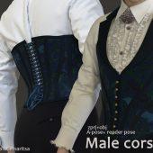 Male corset