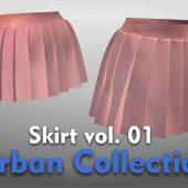 Skirt vol.01 – Urban Collection