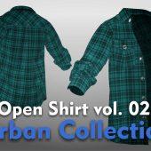 Open Shirt vol.02 – Urban Collection